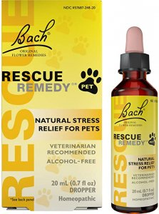 rescue remedy per animali