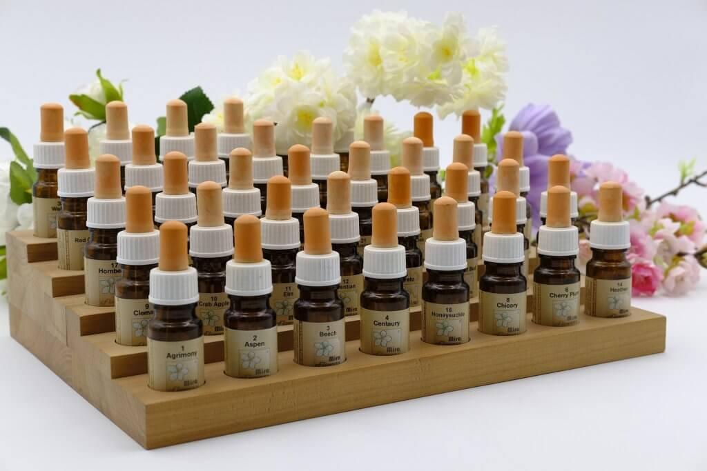 i benefici della floriterapia