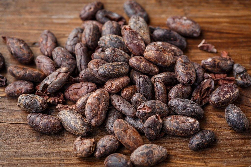 cioccolato crudo