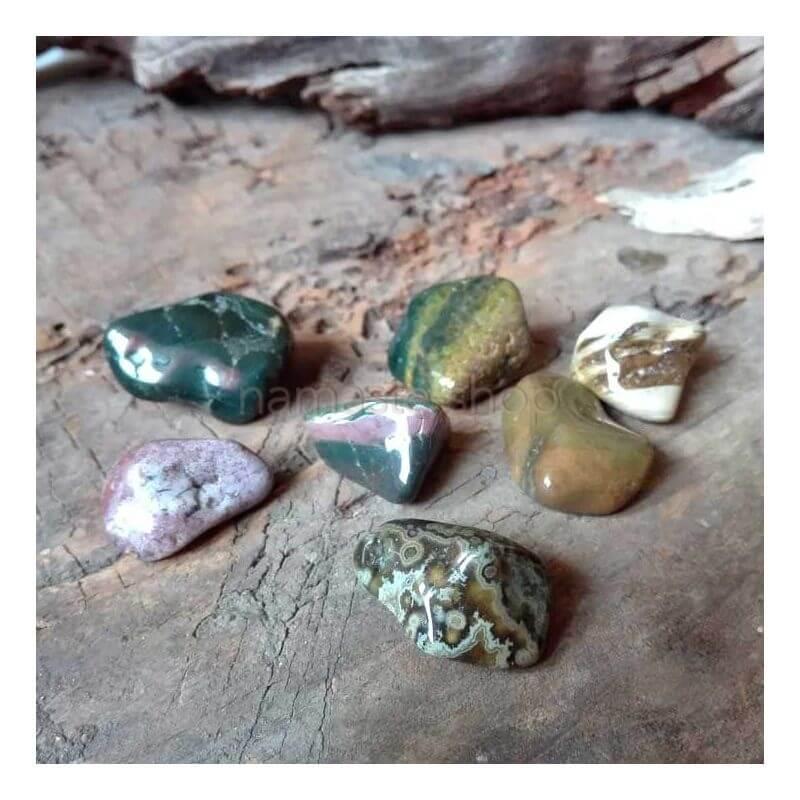 You are currently viewing Diaspro Oceano: la pietra per alleviare lo stress